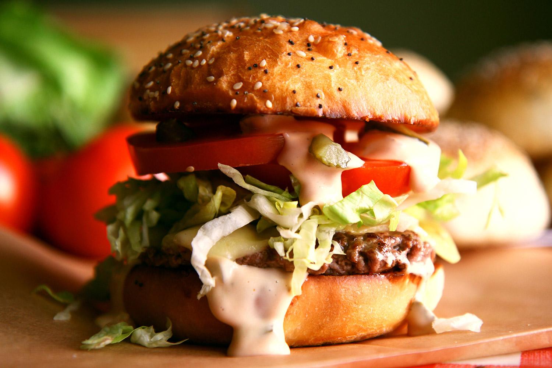 Hamburger praha